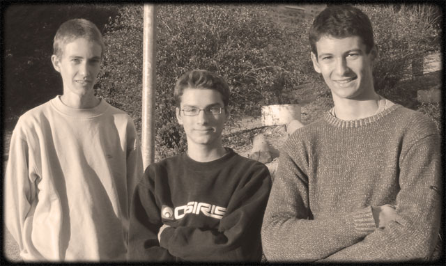 Photo de l'équipe